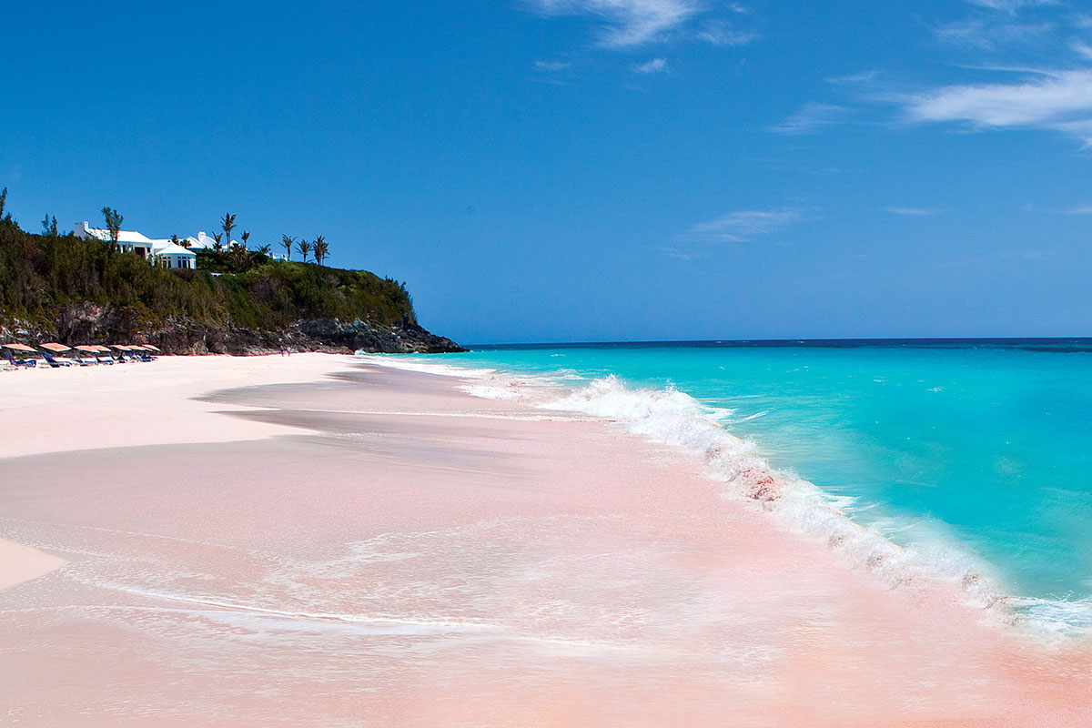 Pink Sands Beach Harbour Island